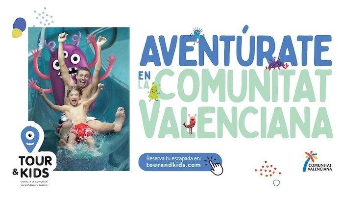 Actividades en verano en los pueblos de la Comunitat Valenciana