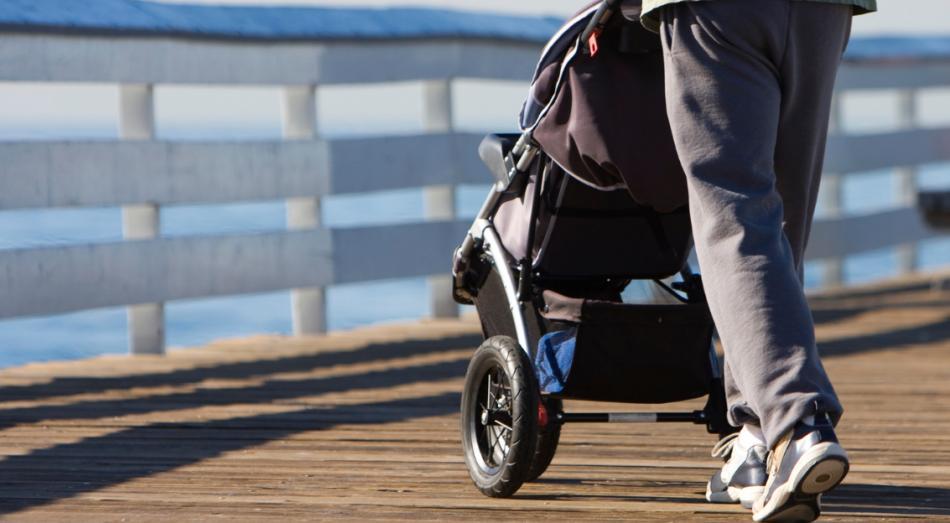 Rutas de senderismo para hacer con carrito de bebé
