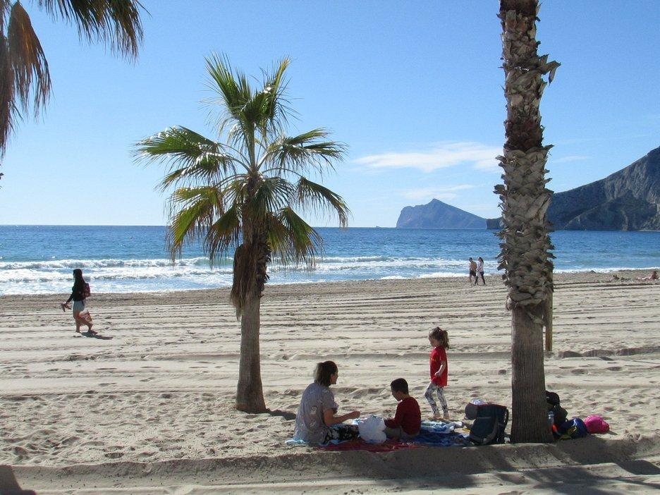 Playas de Calpe