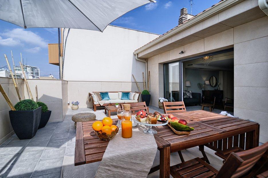apartamentos familias Valencia