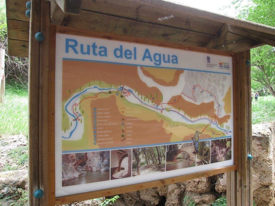 ruta agua chelva