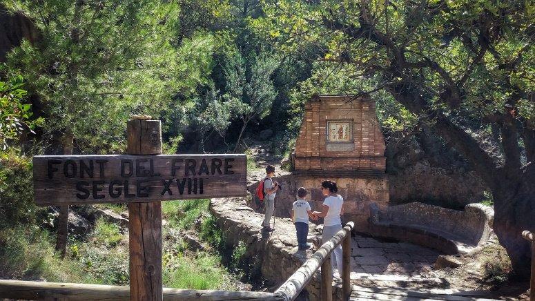 rutas sierra calderona familias
