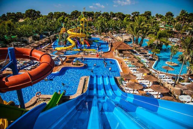 Parque acuático Marina Resort