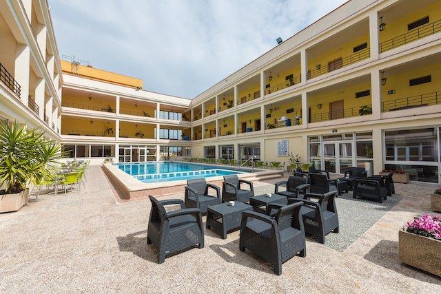 Terraza Hotel Golf Playa