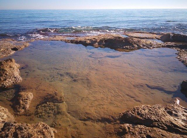 La costa en castellón
