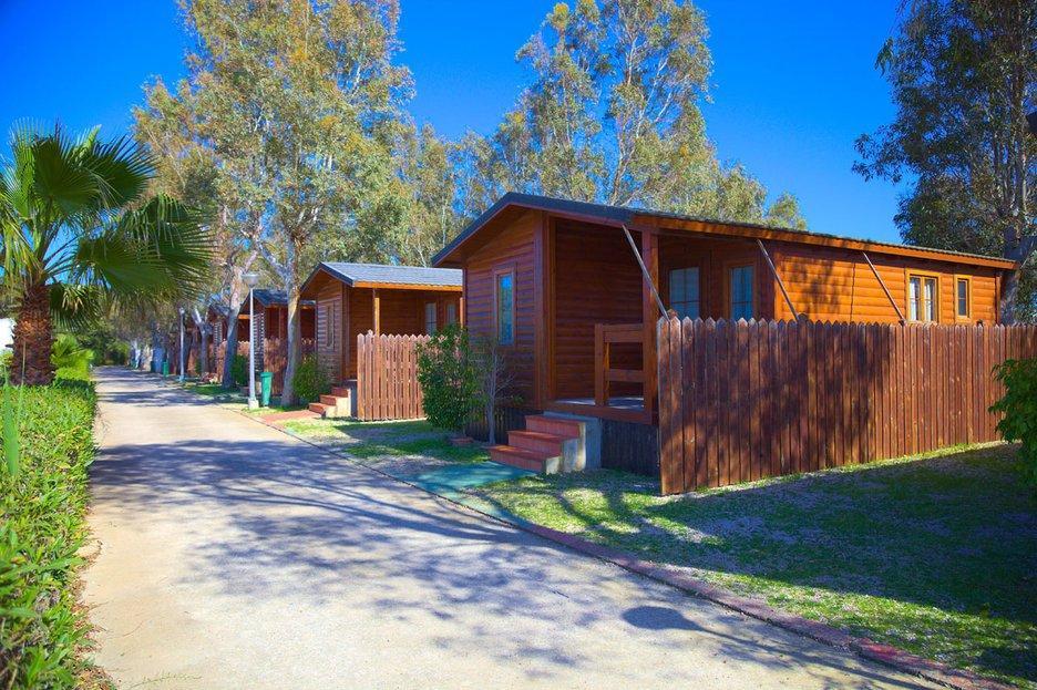Devesa Garden bungalow