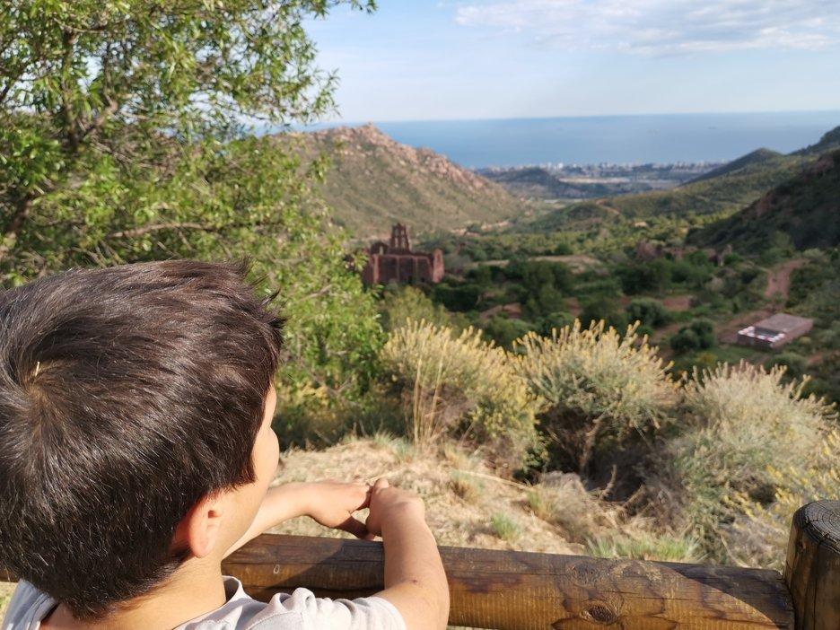 Senderismo con niños en Castellón