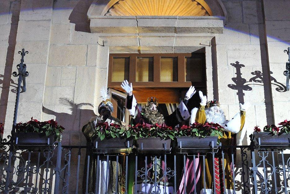 Reyes en Castellón