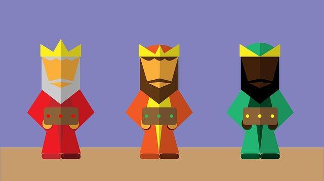 Reyes Magos en la Comunidad Valenciana