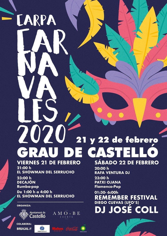Carnaval Grao de Castellón