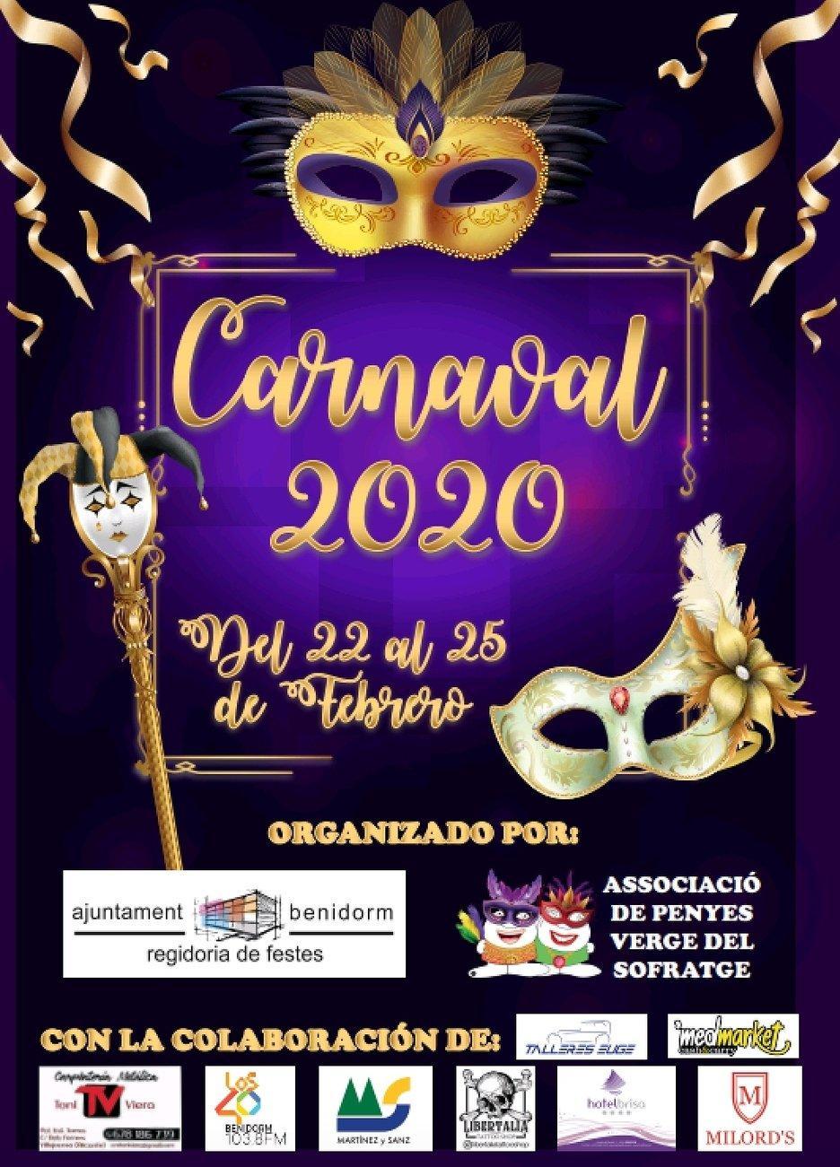 Carnaval Benidrorm