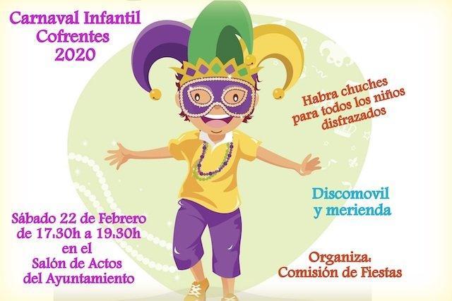 Carnaval Cofrentes