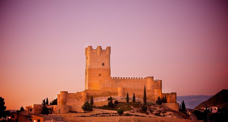 Castillos de la Comunidad Valenciana