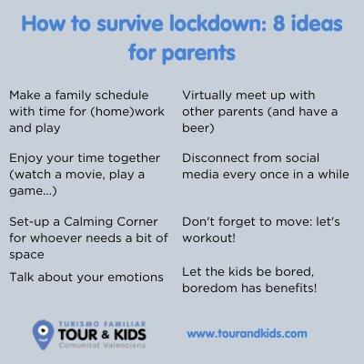 Ideas for lockdown
