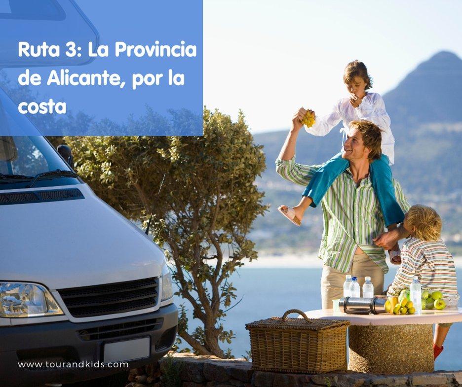Alicante en autocaravana