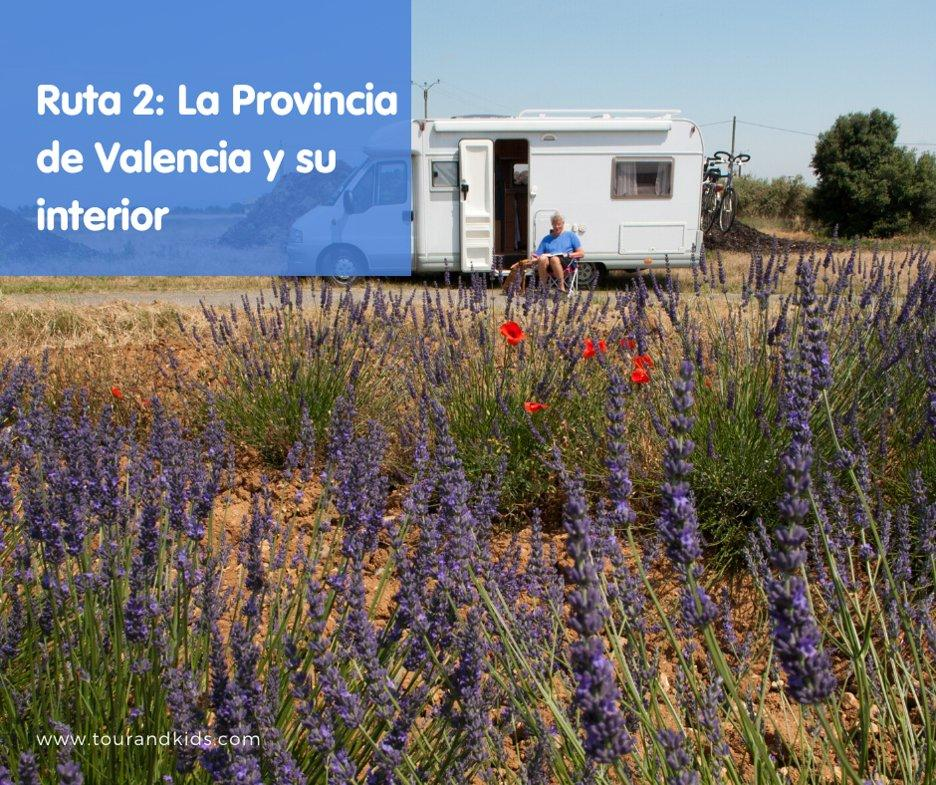 Valencia en autocaravana