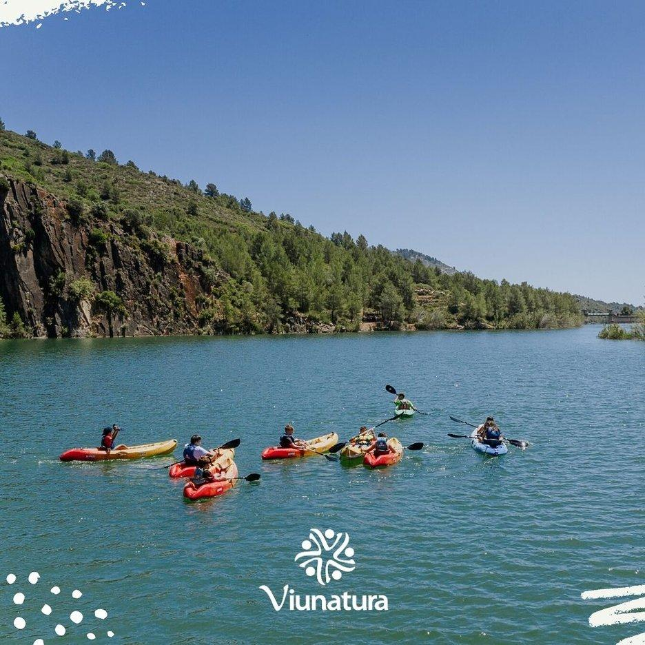 Kayak con ViuNatura