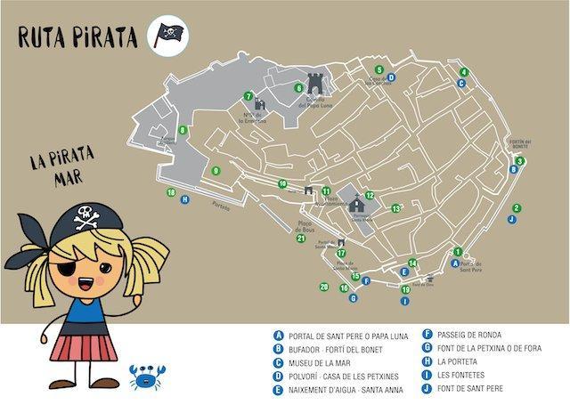 Aventura Pirata en Castellón