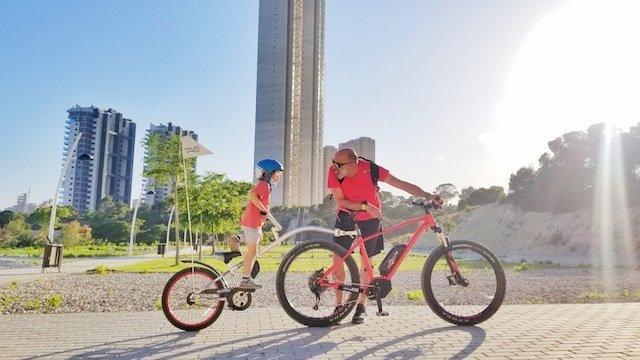Semi tandem de Tao Bike