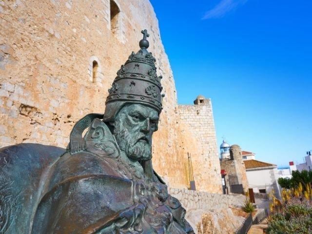 Visitar el castillo de Peñíscola