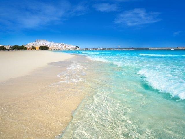 Playas de Peñíscola
